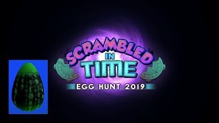 How to get the MATRIX EGG!!! #ROBLOX EGG HUNT 2019! (Not clickbait!)