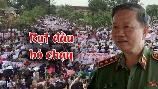Chi tiết về cuộc tổng biểu tình ngày 02/09 hàng loạt tướng CA hoảng loạn bỏ chạy thoát thân