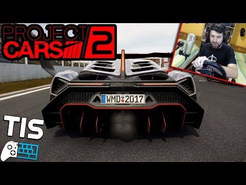 Παίζουμε Project Cars 2 #1 - Rallycross Τρέλα!