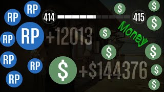 Easy Cash and RP with survival 2X RP and cash GTA Online.