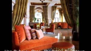 The Palace Downtown Dubai Hotel Dubai 5 * - Зе Палаc Даунтаун Дубай