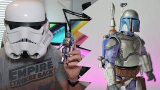 "JANGO FETT Star Wars Black Series 6"" GAMESTOP Exclusive Gaming Greats"