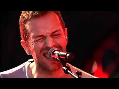 Coldplay  The Scientist  @ Pinkpop 2011