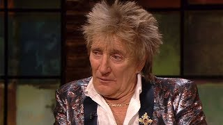 Ryan's emotional gift to Rod Stewart | The Late Late Show | Tonight | RTÉ One 15/03/2019 thumbnail