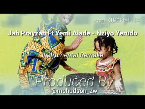 Jah Prayzah Ft Yemi Alade - Nziyo Yerudo Instrumental Remake (Prod. By McHudson)