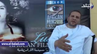 بالفيديو.. سيناريست 'هي فوضى' يكشف لـ'صدى البلد' حقيقة شخصية 'حاتم'.. وتفاصيل فيلمه الجديد عن 'الرومانسية في صعيد مصر'