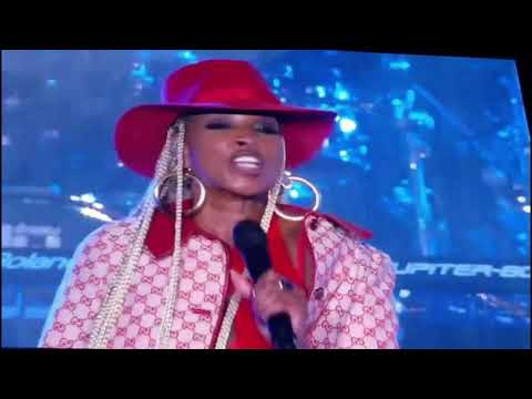 Mary J. Blige: My Everything, U + Me, Not Gon Cry, No More Drama - Essence Music Festival 7/7/18