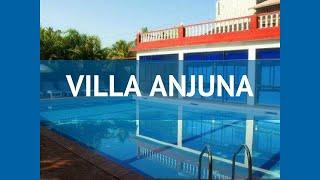 VILLA ANJUNA 2* Индия Север Гоа обзор – отель ВИЛЛА АНДЖУНА 2* Север Гоа видео обзор