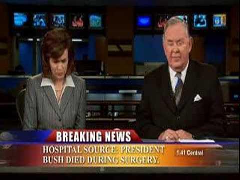 George Bush Get Shot Dead In Front Of Hundreds In Chicago...