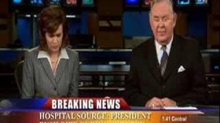 George Bush Get Dead Front Hundreds Chicago