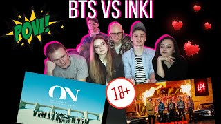 Baixar ПОКАЗЫВАЮ СТУДЕНТАМ К-ПОП: BTS 'ON' Kinetic Film / РЕАКЦИЯ НА R-POP INKI - Drop Top