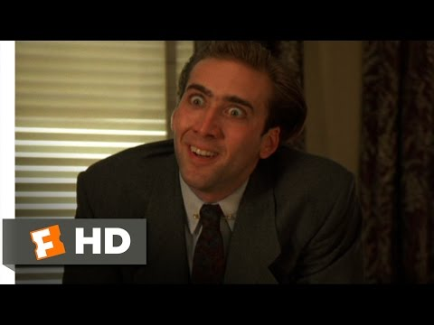 Vampire's Kiss (6/11) Movie CLIP - A Horrible Job (1988) HD