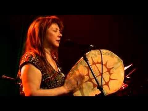 Mari Boine - interview on Music Freedom Day