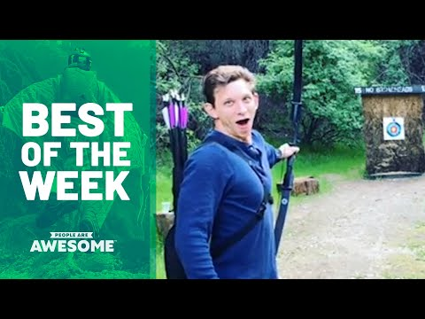 Archery, Hockey Drills & Pole Fitness | Best of the Week