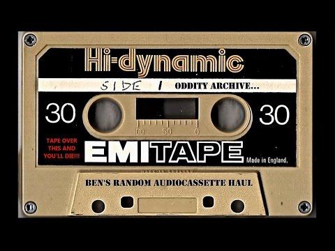 Oddity Archive: Episode 107 – Ben's Random Audiocassette Haul