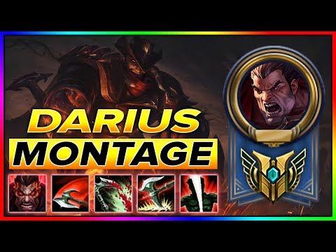 Darius Montage 2019 - Best Darius Plays #01