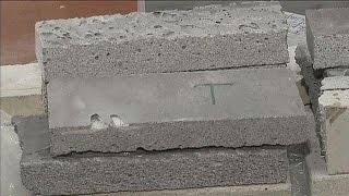 El geopolímero inorgánico, un nuevo material casi tan resistente como el granito - hi-tech