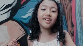 Lagu Nasional Indonesia Jaya - Harvey Malaiholo  (cover) Hamemayu (8 tahun)