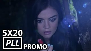 "Pretty Little Liars 5x20 Promo ""Pretty Isn't the Point"""