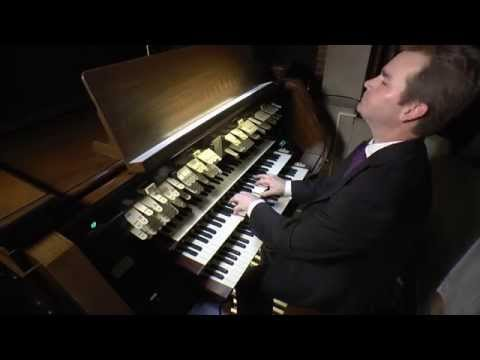 Max Reger Hallelujah Gott zu loben  Ken Cowan Organist  Our Lady of Refuge  Brooklyn Diocese