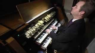 Ken Cowan | Max Reger: Hallelujah Gott zu loben |  Pipe Organ | Catholic Parish Brooklyn