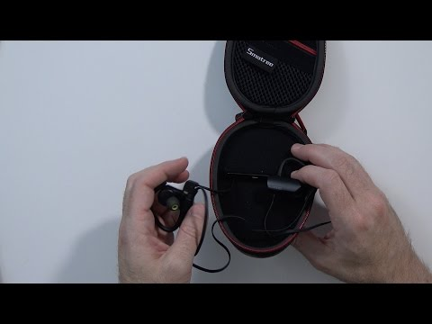 $17 Case that CHARGES your Headphones? | Smatree Headphone Charger