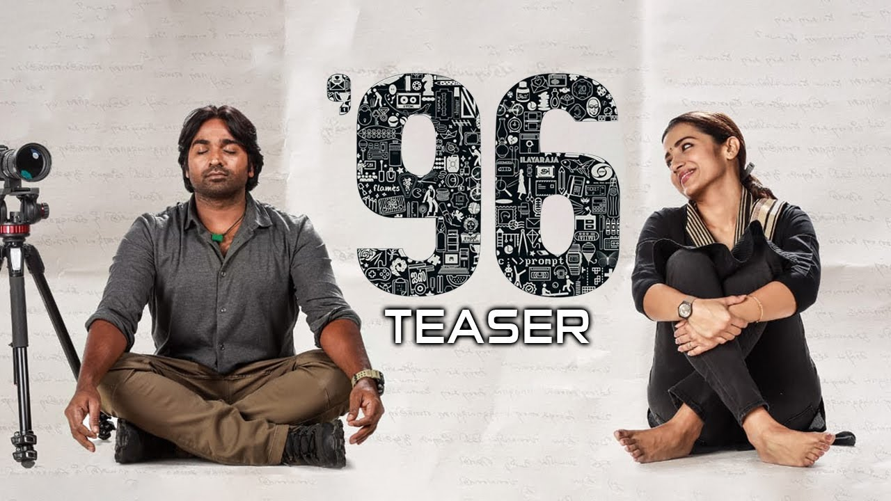 96 (2019) Official Hindi Dubbed Teaser | Vijay Sethupathi, Trisha Krishnan