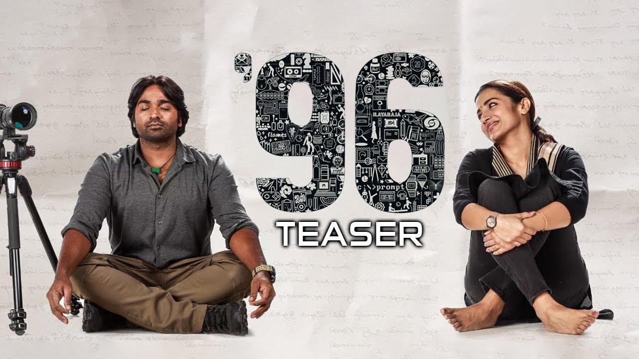 96 (2019) Official Hindi Dubbed Teaser | Vijay Sethupathi, Trisha Krishnan Watch Online & Download Free