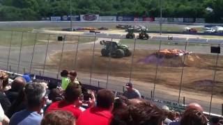 Monster Jam Stafford Springs, CT 2016: Speed & Skill Saturday Afternoon