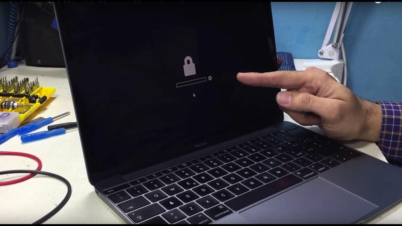 "EFI ICloud Reparatur Password Passwort Apple Macbook 12 /"" A1534 --2016--"