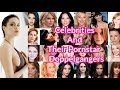 50 Celebrities And Their Pornstar Doppelgangers 2018