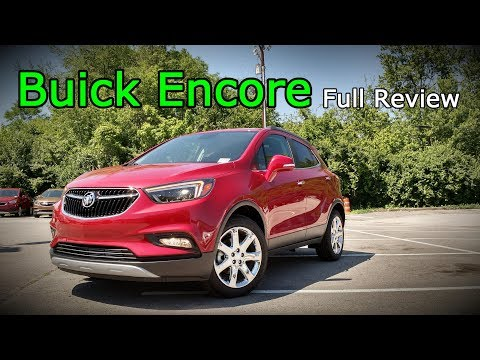 2017 Buick Encore: Full Review | Premium, Essence, Sport Touring, Preferred & 1SV