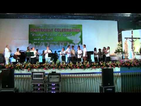 Pentecost Sunday Cebu Coliseum Part 1 (unedited)