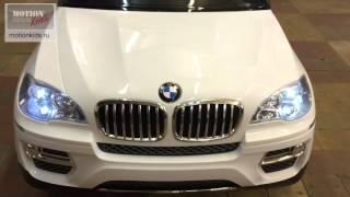 Детский электромобиль bmw x6(Этот электромобиль bmw x6 в эксклюзивной комплектации можно купить здесь www.motionkids.ru Тел. 8 (495) 545-80-67 Детский..., 2015-12-11T11:40:41.000Z)