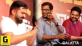 STR, Vishal, Karthi Fun Moments At Ezhumin Trailer Launch