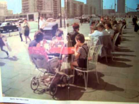 Mini trip to the German Democratic Republic (DDR) 1972