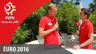 K. Glik: Fajnie by było ten mecz wymazać (Studio ŁNP, 28.06.2016)