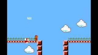 Super Mario Bros. - Minus World - Famicom Disk System Style - 検索動画 24