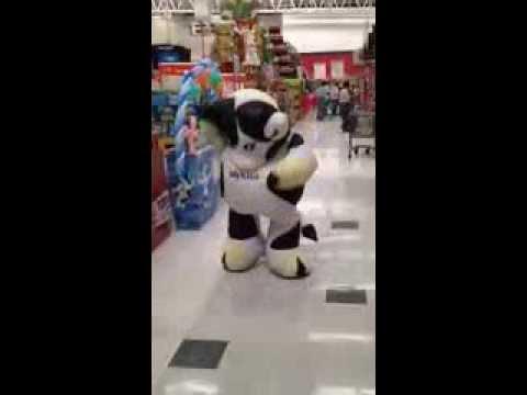 Alpura dancing cow