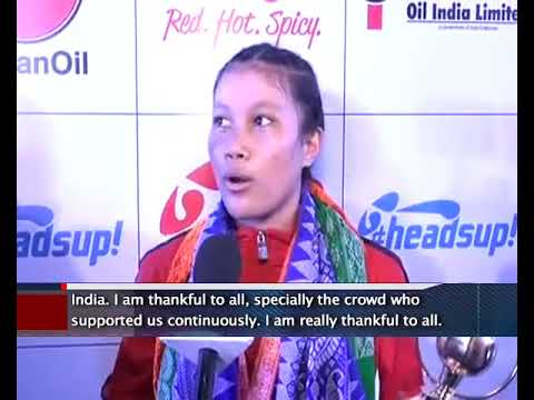 ASSAM GIRL CLINCHES GOLD IN WORLD YOUTH WOMEN'S BOXING CHAMPIONSHIP