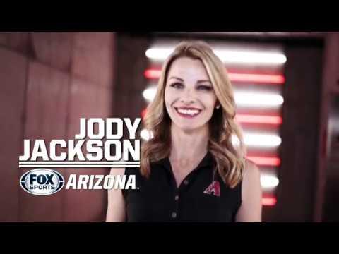 FOX Sports Arizona's Jody Jackson