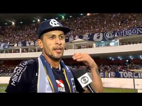 Reportagem do Clube do Remo - Bom Dia Brasil 20/10/2015