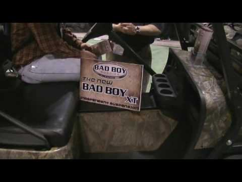 Bad Boy Buggy XT - YouTube