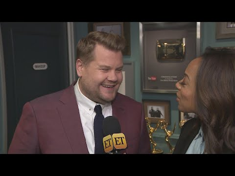 James Corden Jokes He's Responsible for Chris Pratt's Engagement