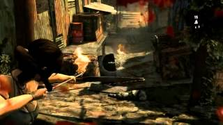 Tomb Raider (2013): Highway to Hell (Reach the Gate Under the Bridge (Full mission walkthrough)