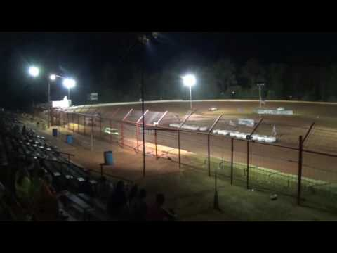 Southern Vintage Racing Association Feature 6/18/2016 Flomaton Speedway