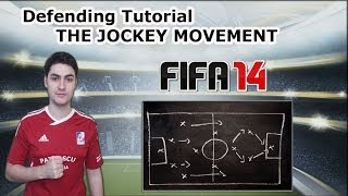 FIFA 14 Defending Tutorial / How To Use The Jockey Movement / Advices / Tips&Tricks