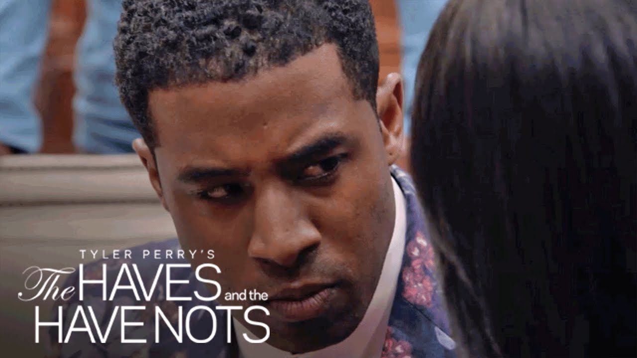 Download Jeffery Stabs His Mother in the Heart   Tyler Perry's The Haves and the Have Nots   OWN