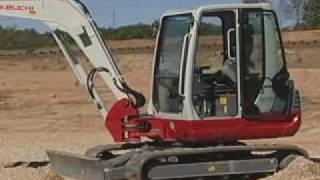 Takeuchi TB 250 Excavator Thumbnail