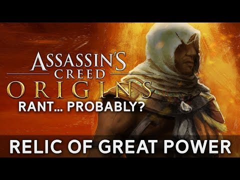 """Assassin's Creed Origins 